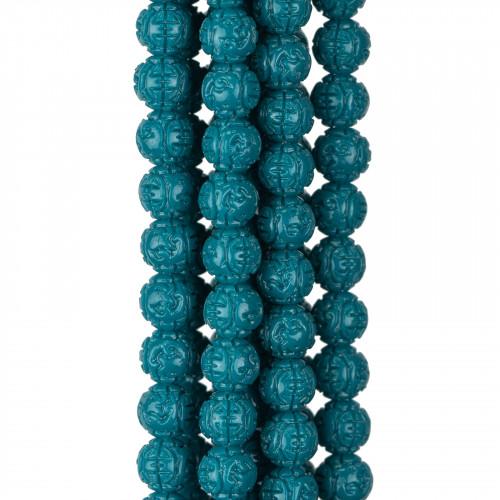 Pendenti Di Bronzo Con Perle Di Fiume Barocche Piatte E Zirconi Stella 3pz mod2