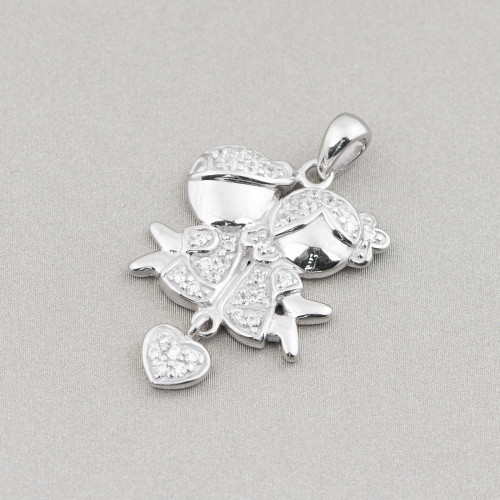 Collana Di Cristalli Rondelle Sfaccettate Con Chiusura Dorata 42-47cm MOD5