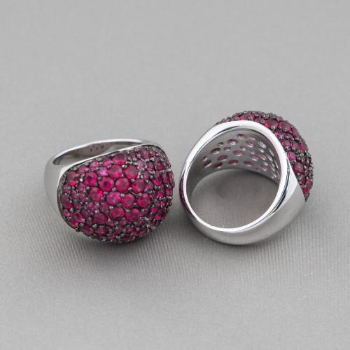 Collana Bijoux Con Pietre Dure, Perle Di Fiume E Cristalli MOD66910 96cm MOD3