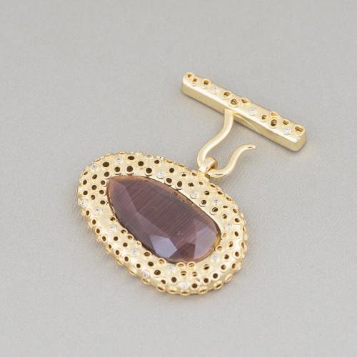 Perle Di Fiume Barocche Tonde 5,5-6,0mm AA