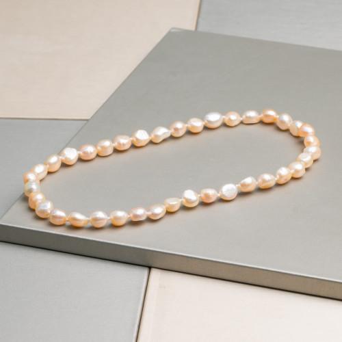 Perle Di Fiume Tondo 6,0-6,5mm AAA1 Bianco