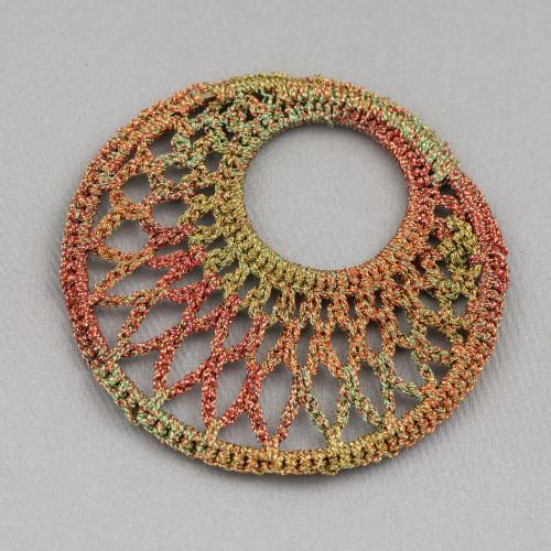 Catena Di Acciaio Groumette Liscia Estensore 2,5x3,5mm Filo 0,5mm 20 Metri Oro Rosa