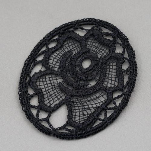 Collana Bijoux Con Pietre Perle E Cristalli MOD66911 90cm