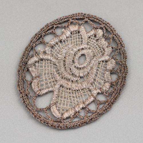 Collana Bijoux Con Pietre Perle E Cristalli MOD66911 90cm MOD2