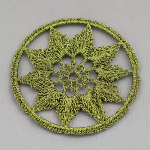 Orecchini Di Argento 925 E Perle Di Fiume 8,0-8,5mm 1 Paia Bianco