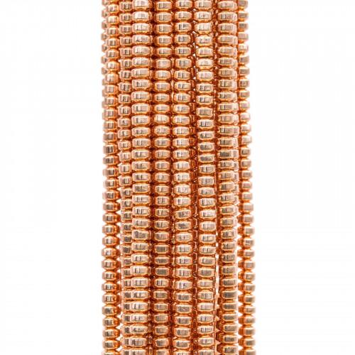 Cristallo di Rocca Tondo Liscio 18mm