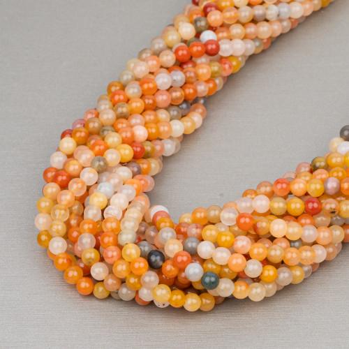 Perle di Maiorca Oro Tondo Liscio 12mm