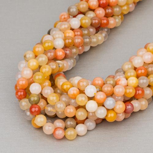 Perle di Maiorca Oro Tondo Liscio 18mm