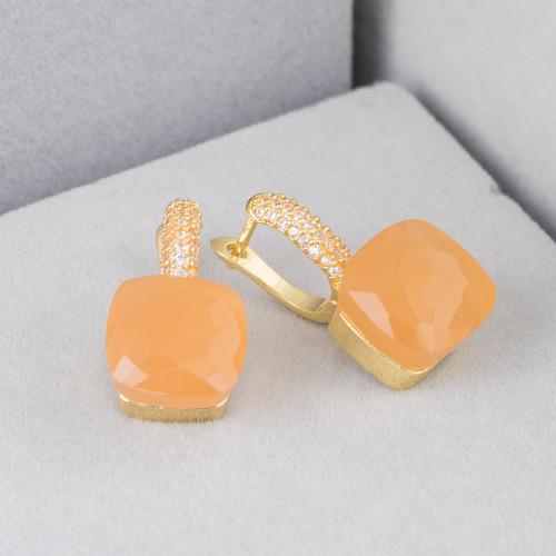 Perle di Maiorca Grigio Argentato Tondo Liscio 14mm