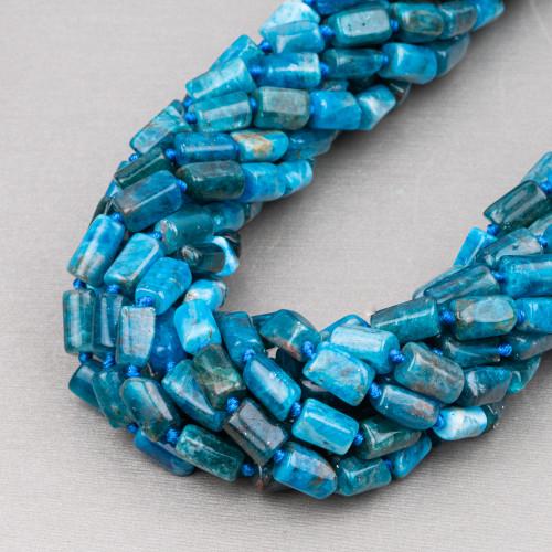 Giada Peridoto Ovale Piatto Sfaccettato 15x20mm