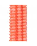 Chiusura di Ottone Molla 10mm 80pz Oro Rosa