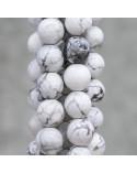 Chiusura Ottone E Pietra Maglia Marinara 18x25mm - Agata Muschiata - Argentato