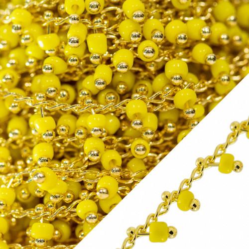 Collana Di Cristalli MJX531 Color Champagne