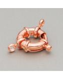 Componente Creola Ovale Sfaccettato 20x25mm Spessore 12mm Amazzonite 10pz