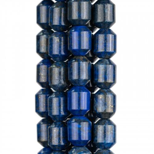 Componente Di Ottone Distanziatore Rettangolo 11x26mm 26pz Argentato