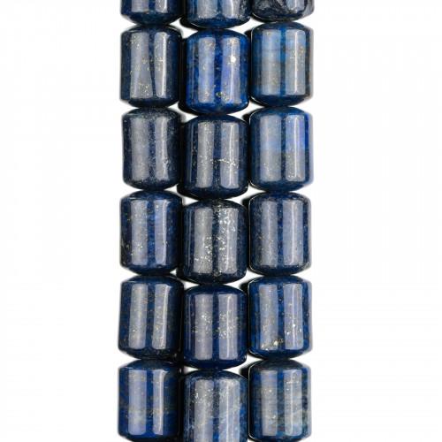 Componente Di Ottone Distanziatore Rettangolo 11x26mm 26pz Dorato