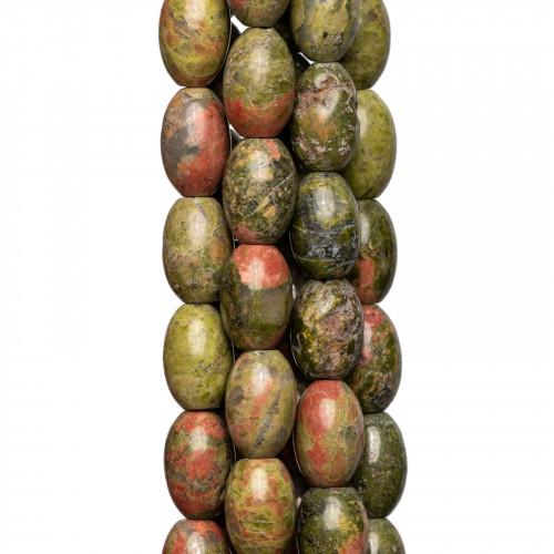 Giada Color Rodocrosite Tondo 12mm