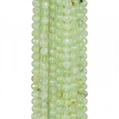 Giada Rubino Gocce Sfaccettato 12x50mm