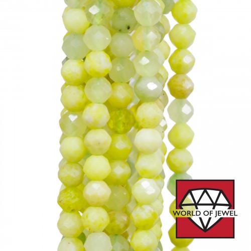 Marcasite Strass Con Giada Smeraldite Ovale Piatto Sfaccettato 15x20mm 6pz
