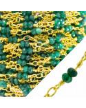 Orecchini Di Argento 925 E Perle Di Fiume 07,5-8,0mm 6 Paia Rosa