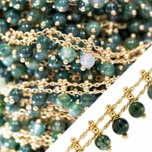 Orecchini Di Argento 925 E Perle Di Fiume 08,5-9,0mm 6 Paia Rosa