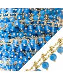 Orecchini Di Argento 925 E Perle Di Fiume 09,0-9,5mm 6 Paia Peacock