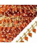 Orecchini Di Argento 925 E Perle Di Fiume 09,0-9,5mm 6 Paia Rosa
