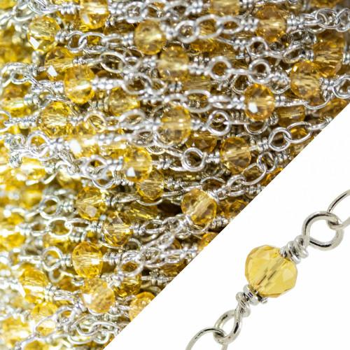 Orecchini Di Argento 925 E Perle Di Fiume 12,5-13,0mm 3 Paia Bianco