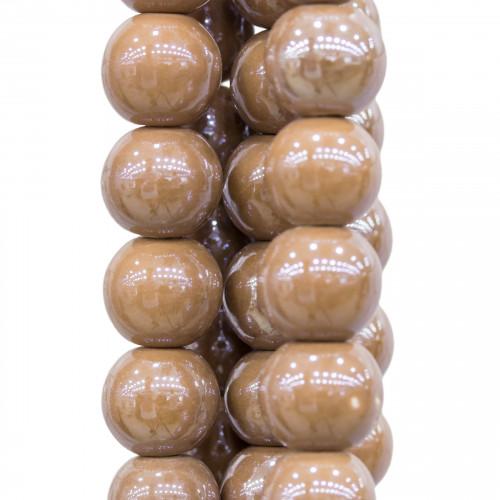 Orecchini Di Argento 925, Onice e Resina Bianca - Cod. 23561
