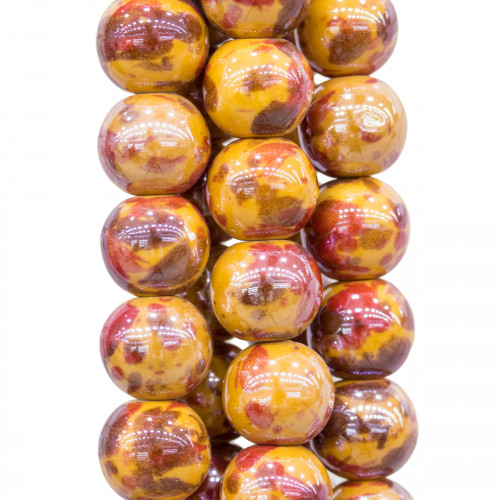 Orecchini Di Argento 925, Pasta Di Corallo Rosa Con Strass E Giada Burma - Rosa