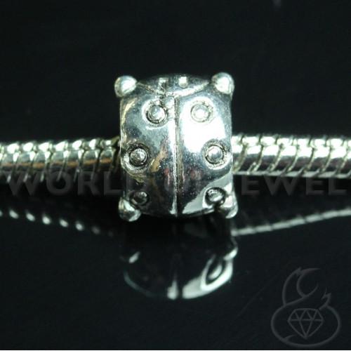 Orecchini In Argento 925 Con Perle E Pietre Giada Gialla