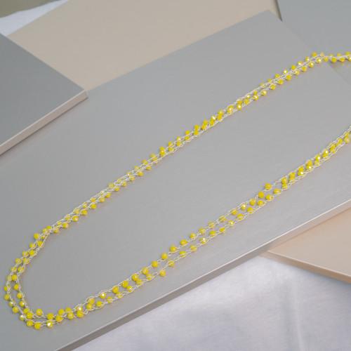 Perle di Fiume Micro Bianche 3,0mm