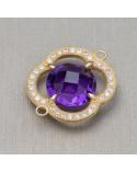 Perle Di Fiume Tondo 3,5-4,0mm AA Bianco