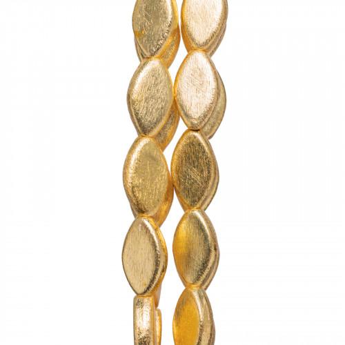Perle di Maiorca Gocce Barocche 13x16mm Lilla