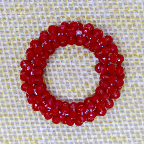 Perle di Maiorca Riso 16x20mm Turchese