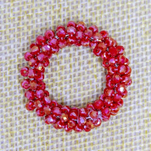 Perle di Maiorca Rosa Pastello Tondo Liscio 04mm