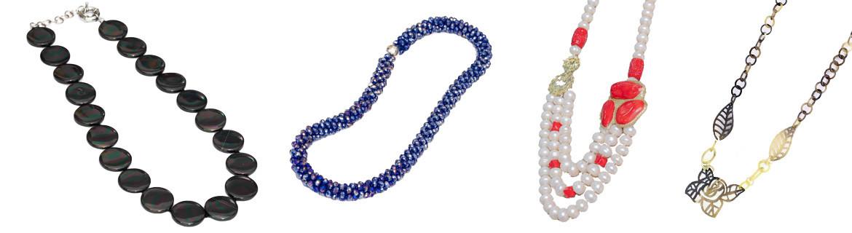 Vendita Ingrosso E Dettaglio Di Collane In Pietre Dure E Bijoux - World Of Jewel